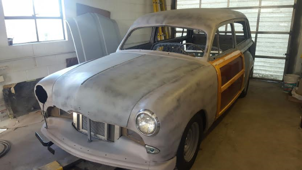 NEW PROJECT UPDATE! 1949 Ford Woody